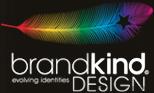 brandkind design logo